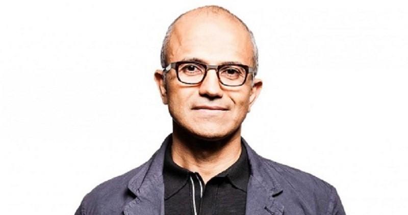 Microsoft CEO Satya Nadella/Microsoft