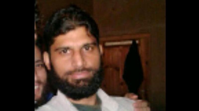 Top LeT Commander Abu Ismail killed in Nowgam Srinagar
