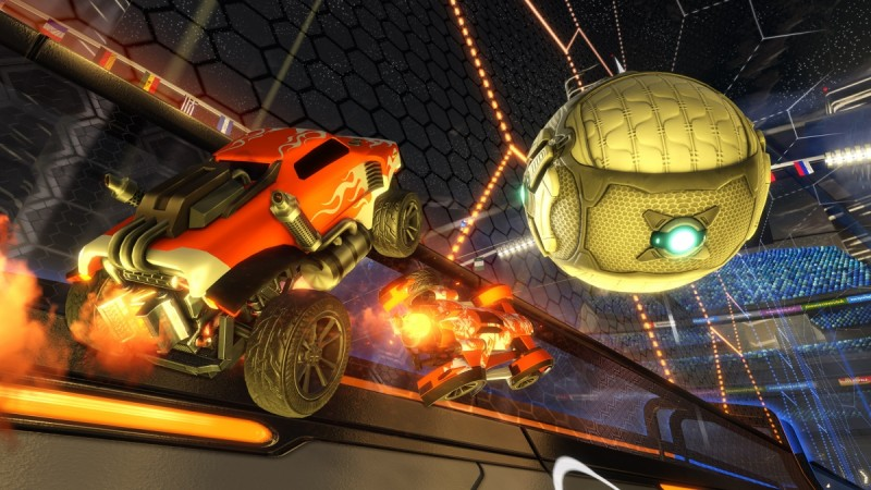 Rocket League to get new free items for Halloween