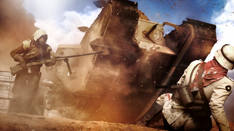Battlefield 1 companion app now publicly available