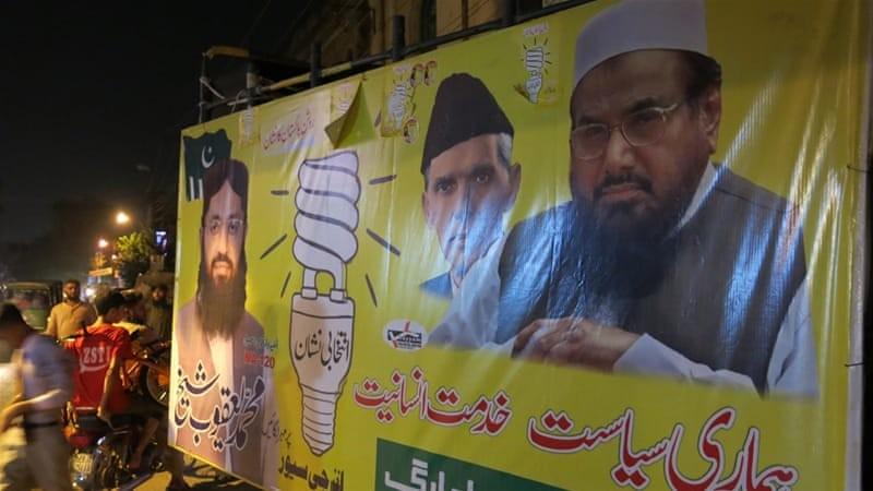 saeed pak elections