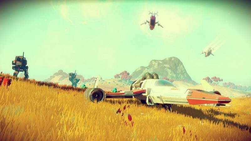 No Man's Sky: How to max out and upgrade suit inventory