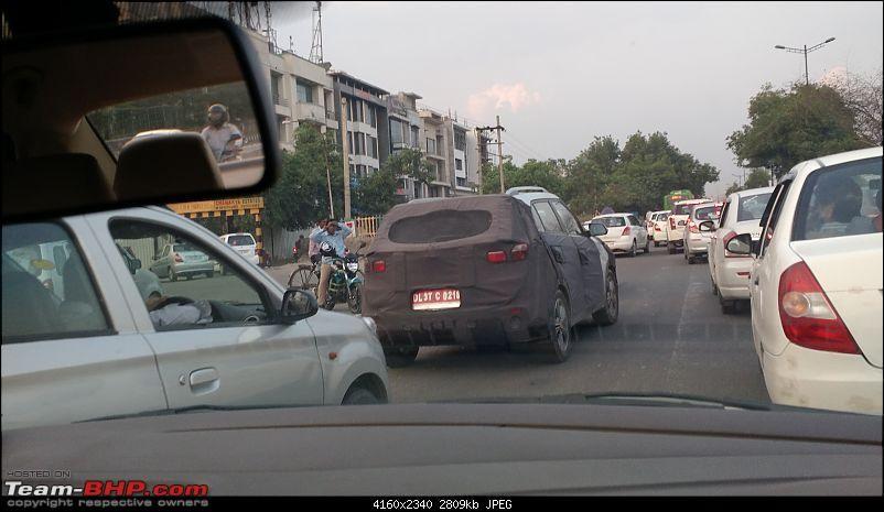 Hyundai ix25 Compact SUV Creta