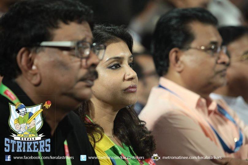 Lissy and Priyadarshan