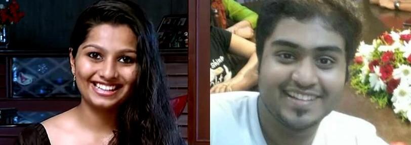 Niranjana Anoop and Gokul Suresh