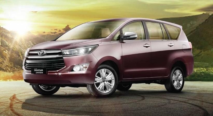 Toyota Innova Crysta, Toyota Innova, Innova sales