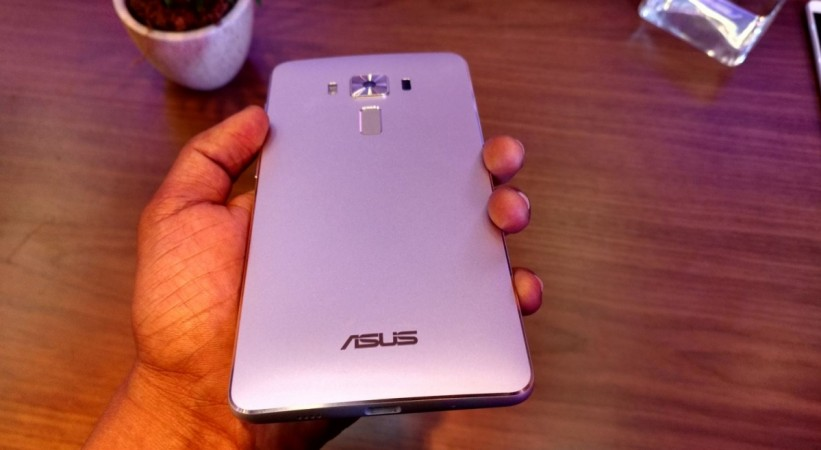 Asus Zenfone 3 Deluxe with Qualcomm Snapdragon 821 SoC