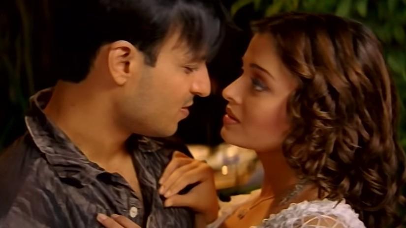 Vivek Oberoi, Aishwarya Rai Bachchan in 'Kyun! Ho Gaya Na'