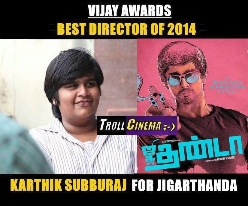 9th Vijay Awards 2015: Winners,9th Vijay Awards 2015,9th Vijay Awards,Vijay awards,Vijay Awards winner pics,Vijay Awards winner images,Vijay Awards winner photos,Vijay Awards winner list