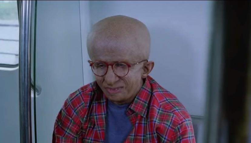Amitabh Bachchan in 'Paa'