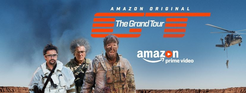 the grand tour episode 3 review round up clarkson and company get back on track. Black Bedroom Furniture Sets. Home Design Ideas