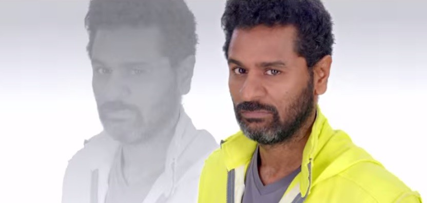 Prabhu Deva in in 'Birju' Video Song