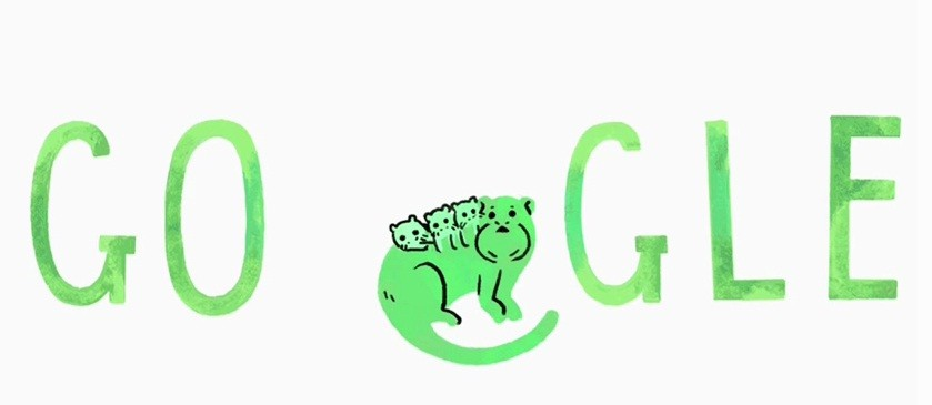 Google Doodle celebrates Father's Day in Germany