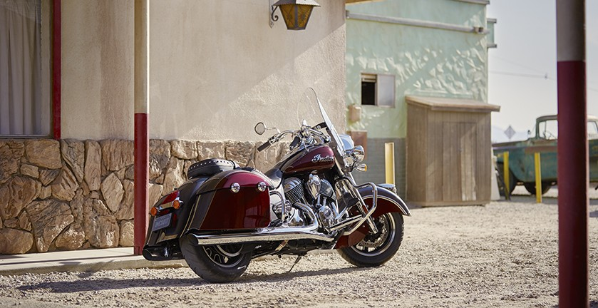 Indian Springfield goes on sale in India