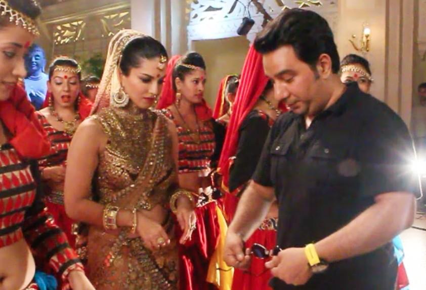 Sunny Leone,Rajinikanth,iconic steps,Ek Paheli Leela,Ahmed Khan,photos