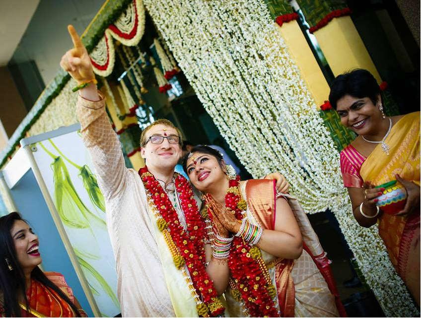 Jagapathi Babu's daughter wedding photos,Jagapathi Babu's daughter marriage photos,Meghana Chad Bowen wedding photos,Venkatesh,Arjun Sarja,Ramya Krishna,Murali Mohan,Jagapathi Babu