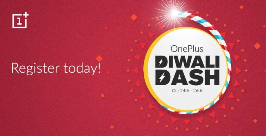OnePlus Diwali Dash festival to kick-off next week in India