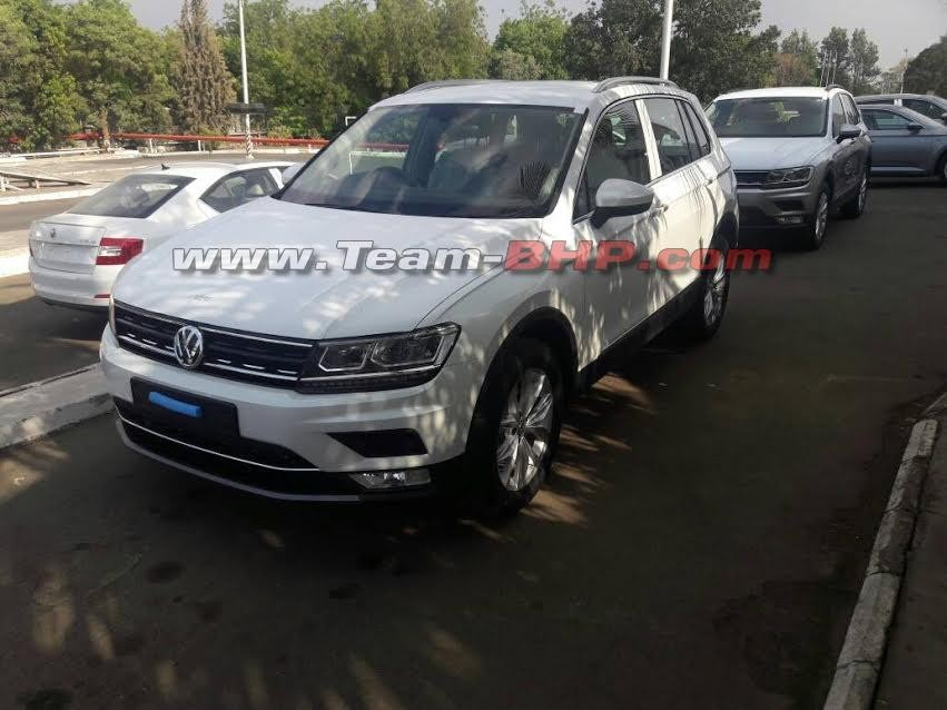 Volkswagen Tiguan, Volkswagen Tiguan India, Volkswagen Tiguan images, Volkswagen Tiguan price