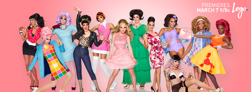 Drag Queens from Season 8