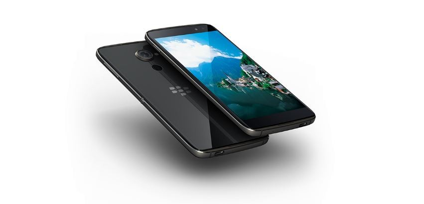 BlackBerry launches power-packed DTEK60 smartphone
