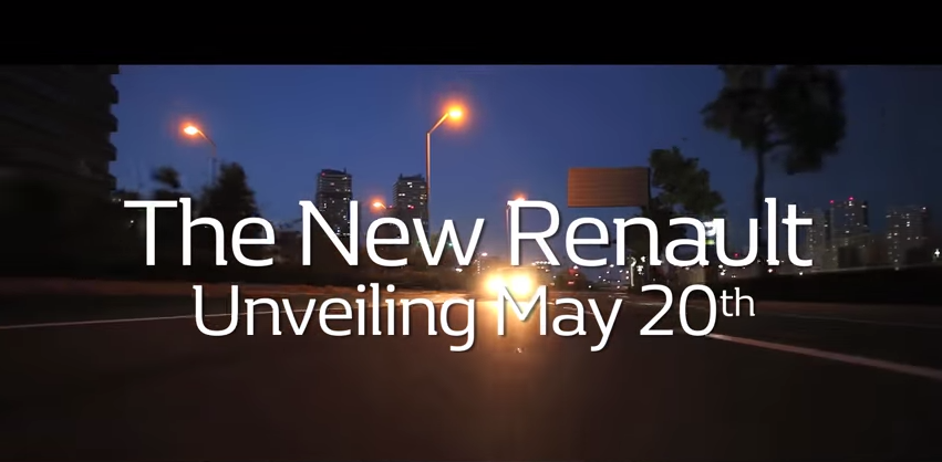 Renault's Small Car XBA (Kayou) Promo Teaser Released Ahead of 20 May