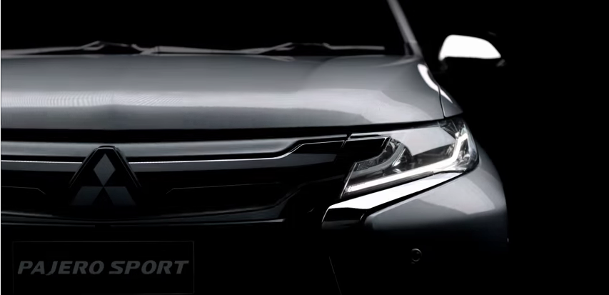 All-New 2016 Mitsubishi Pajero Sport Teased In New Video: Everything You Need To Know About The Upcoming SUV