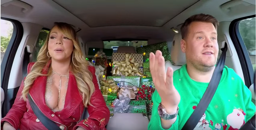 Mariah Carey, Adele and More on Christmas Carpool Karaoke