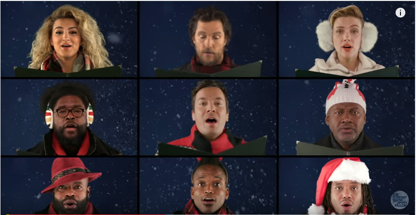 Sing movie update and news: Watch cast 'Sing' with Jimmy Fallon ...