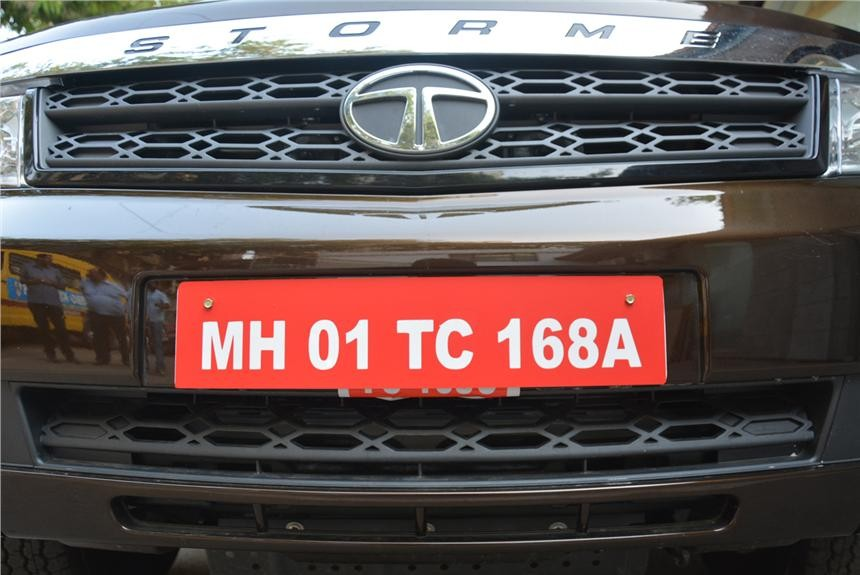 2015 Tata Safari Storme Facelift