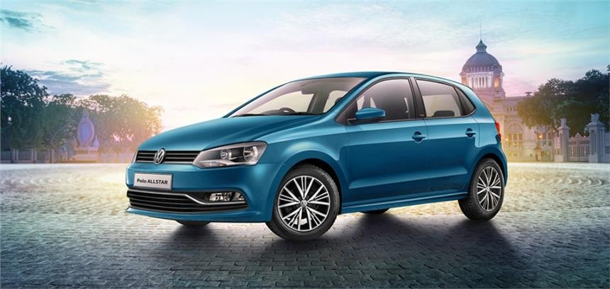 Volkswagen Polo Allstar edition