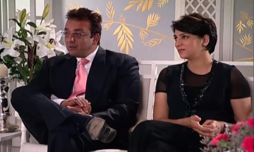 Sanjay – Priya – Namrata Dutt