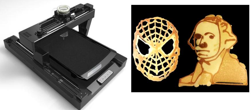 PancakeBot 3D Printer