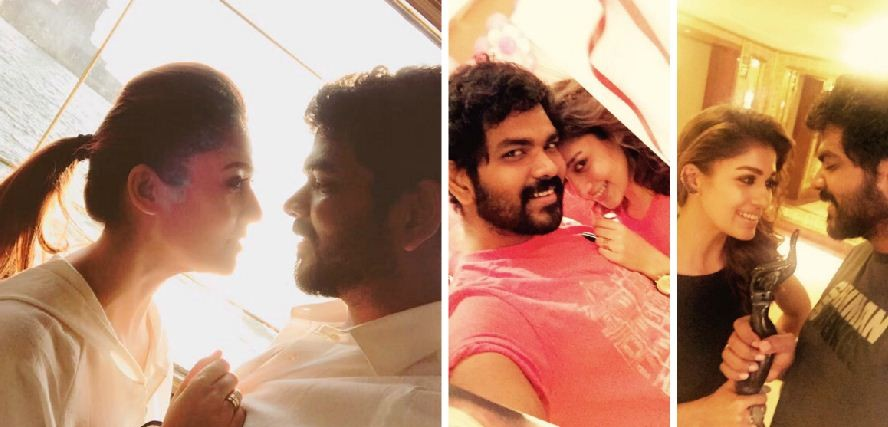 Image result for vignesh shivan nayanthara