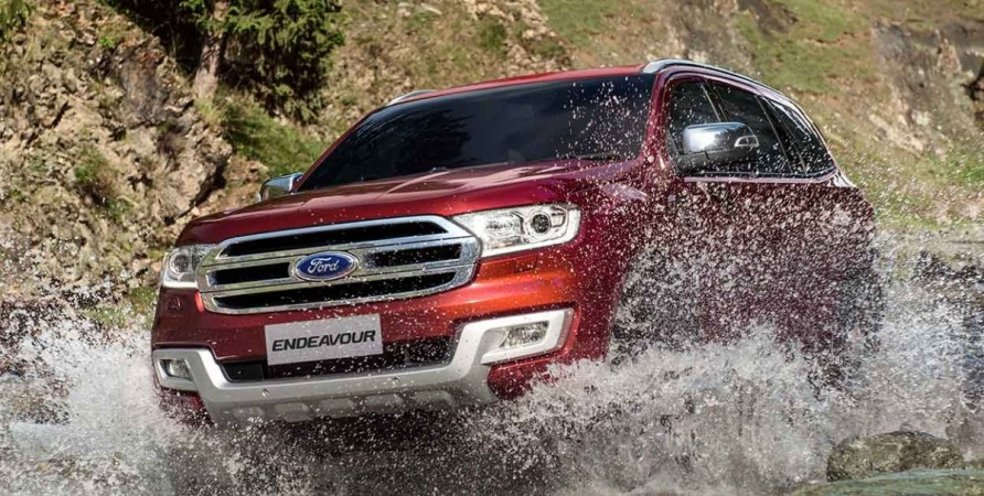 2016 Ford Endeavour Launched In India At Rs 24 75 Lakh