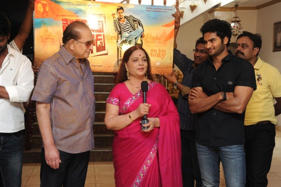 Sudheer Babu,Mosagalku Mosagadu,Swamy ra ra,Mosagallaku Mosagadu first look,Mosagallaku Mosagadu first look launch function