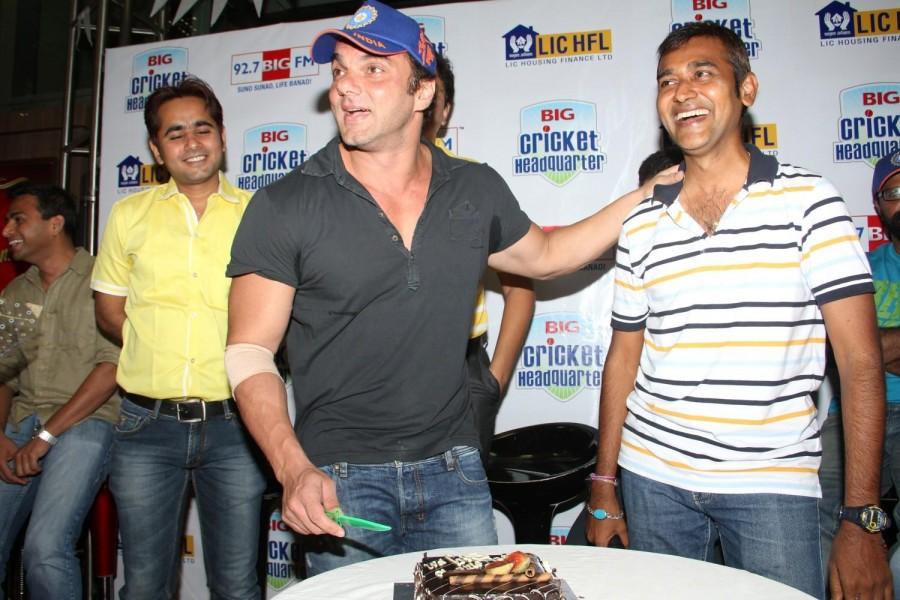 Sohail khan,Big FM biggest cricket fan winner,ICC world cup,ICC World Cup Finals,Australia finals