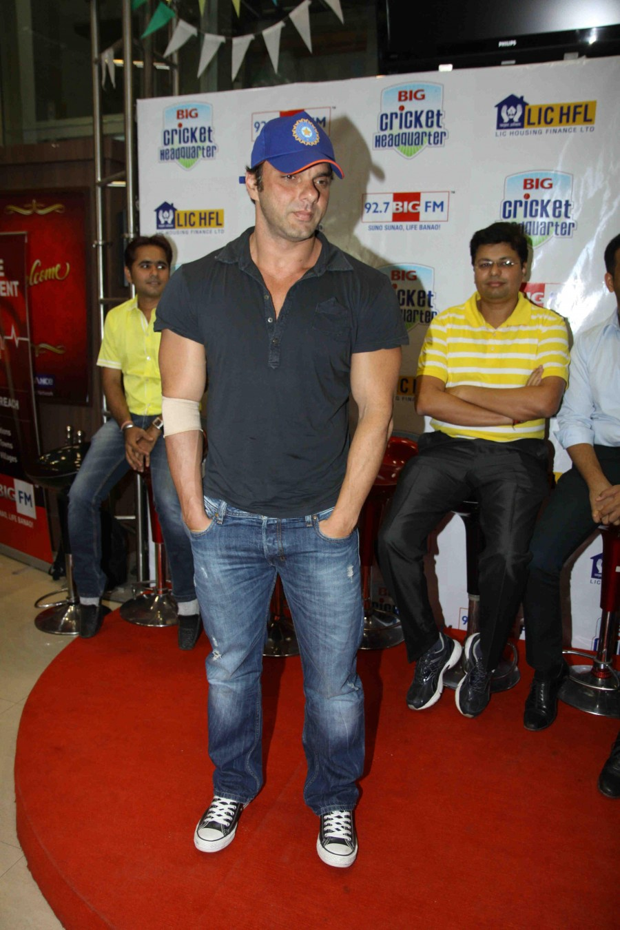 Sohail khan,Big FM biggest cricket fan winner,ICC world cup,ICC World Cup Finals,Australia finals