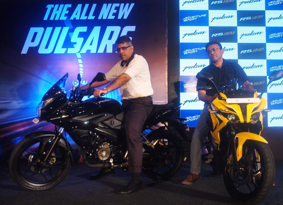 Bajaj bikes,bajaj new bikes launched,bajaj launches new bikes,bajaj new bikes photos