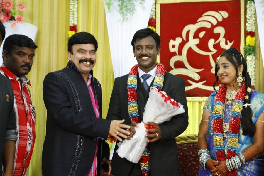 Celebs at PRO Vijayamurali Son Reception,PRO Vijayamurali Son Reception,Vijayamurali Son Reception,Celebs at PRO Vijayamurali Son Reception pics,Celebs at PRO Vijayamurali Son Reception images,Celebs at PRO Vijayamurali Son Reception stills,Celebs at PRO