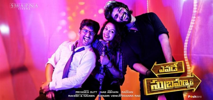 Yevade Subramanyam,telugu movie Yevade Subramanyam,nani,Malavika Nair,actor nani,Yevade Subramanyam movie stills,Yevade Subramanyam movie pics
