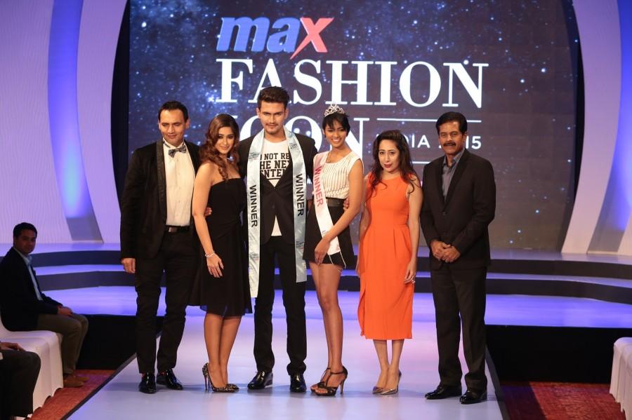 Max Fashion Icon India 2015,Grand Finale,ileana dcruz,New Delhi,Taj Vivanta,Gurgaon,fashion show,photos