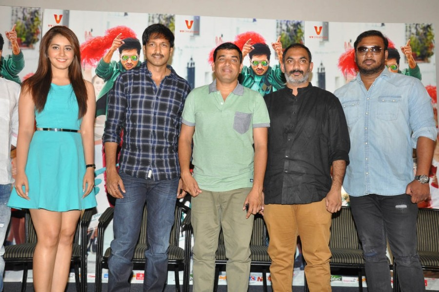 Jil,jil film,jil film trailer launch,gopichand,Rashi khanna