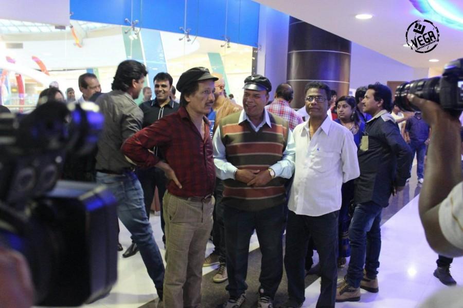Uppi 2,Uppi 2 Special Screening,celebs at Uppi 2 Special Screening,Uppi 2 Special Screening pics,Uppi 2 Special Screening images,Uppi 2 Special Screening photos,Uppi 2 Special Screening pictures,Shiva Rajkumar,Ramesh,Sharan