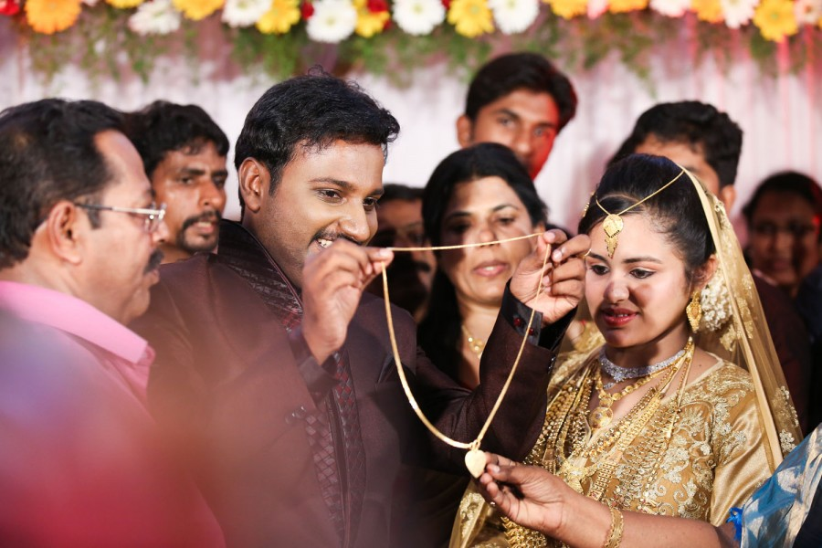 Najim arshad,najim arshad wedding,najim arshad marriage,najim arshad wedding stills,najim arshad reception stills,guests at najim arshad wedding