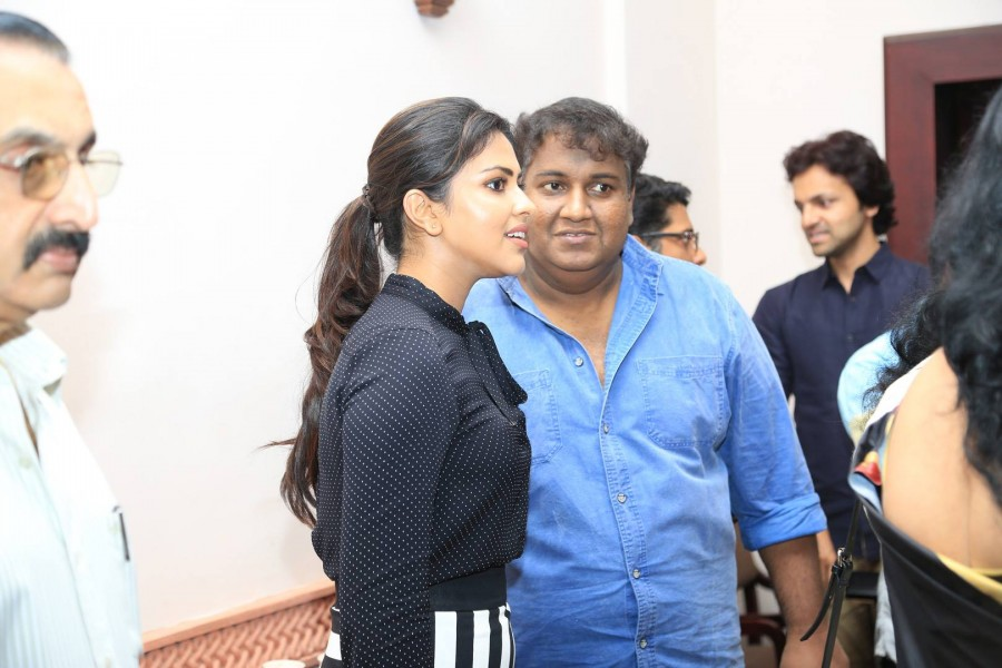 Mili,Amala paul,mili success meet,Nivin pauly,Rajesh Pillai
