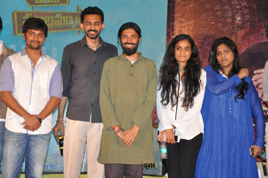 Yevade Subramanyam Success Meet Photos,nani,yevade subramanyam photos