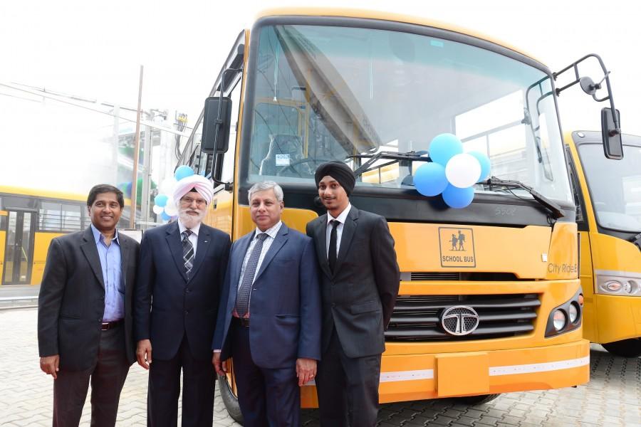 Tata Motors,Tata BusZone,Tata BusZone Chennai,Tata Motors first Bus range dealership,Tata busZone photos,tata busZone services,Tata BusZone location