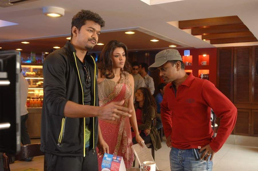 Ilayathalapathy Vijay,Vijay,Vijay's Thuppakki completes Three Years,Thuppakki Three Years,actor Vijay,AR Murugadoss,Kajal Agarwal,#3YearsOfThunderingThupakki