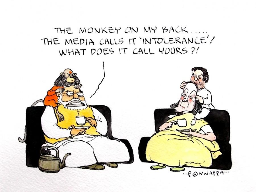 IBTimes Cartoon,Ponappa Cartoon,Chai pe Charcha,Modi Cartoon