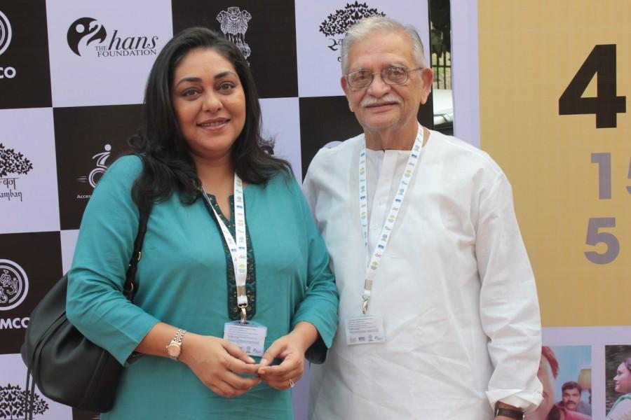 1st International Film Festival for Persons with Disabilities,1st International Film Festival,Meghna Gulzar,Sanjana Kapoor,Mahesh Limaye,Salman Khan,Bajrangi Bhaijaan,Gulzar Saab